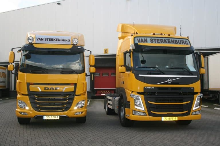 nieuwe trucks
